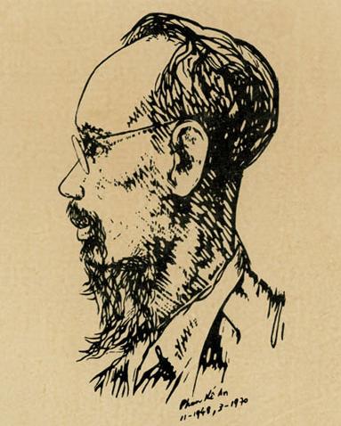 Eindrucksvolle Porträts von Präsident Ho Chi Minh - ảnh 9