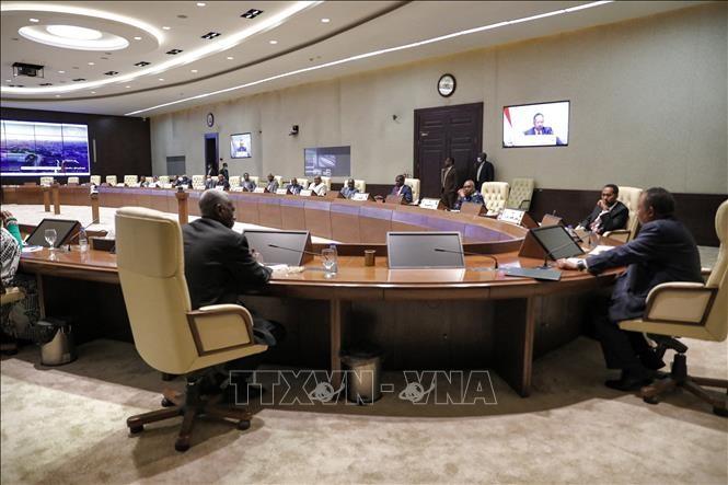 Die UNO, Afrikanische Union und viele Länder verurteilen den Putschversuch im Sudan - ảnh 1