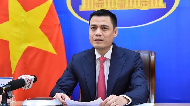 Vietnam und Länder verstären Solidarität und Zusammenarbeit für Frieden und Entwicklung in Asien und in der Welt - ảnh 1
