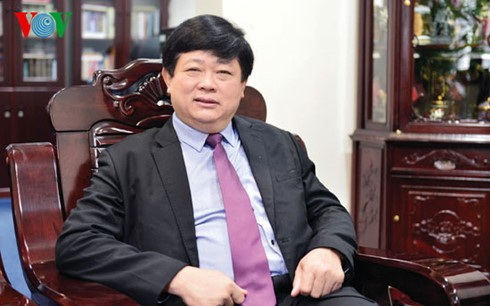 Voice of Vietnam President's New Year Greetings  - ảnh 1