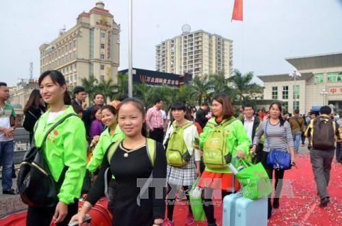 Two nations-four destinations tour launched  - ảnh 1