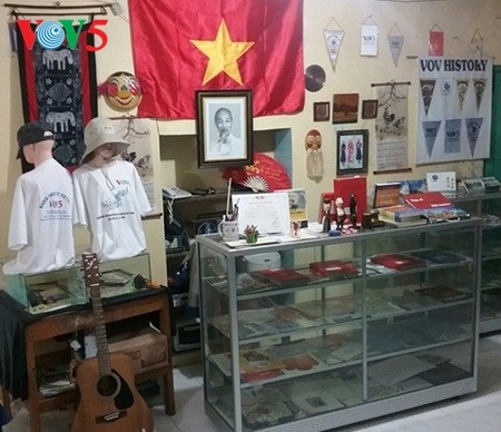 DX Museum&Library: An Indonesian DXer's passion for radio - ảnh 2