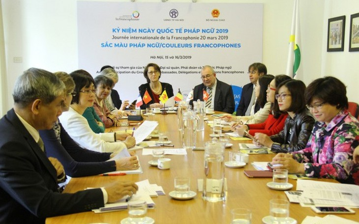 Vietnam responds to International Francophonie Day - ảnh 2