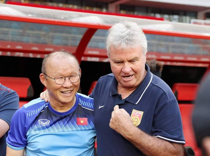 BREAKING: Hiddink sacked after China U22's loss to Vietnam - ảnh 1