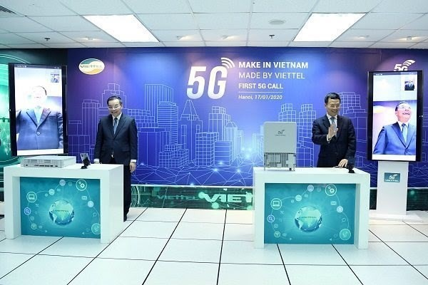 Viettel becomes world's 6th provider of 5G device - ảnh 1