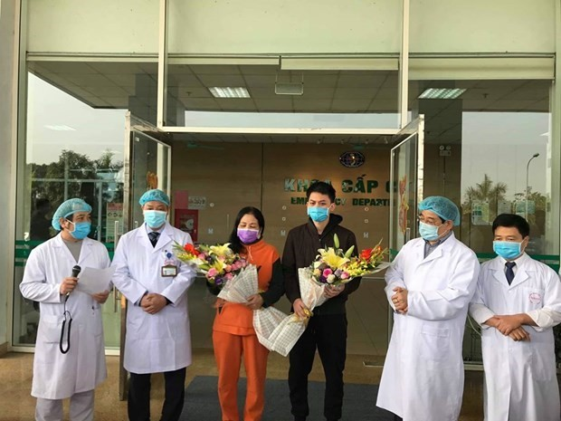 Four more Covid-19 cases cured in Vietnam  - ảnh 1