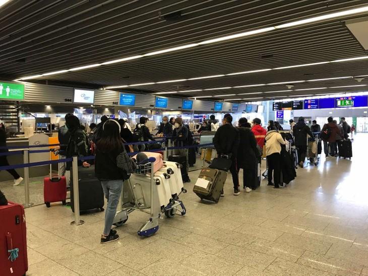 Vietnam repatriates 500 more citizens from Europe, US - ảnh 1
