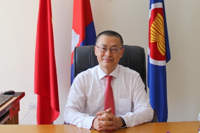 Vietnam yet to confirm COVID-19 patient infected while in Cambodia: Ambassador - ảnh 1