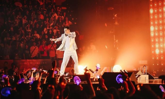 Documentary on V-pop prince to hit Netflix - ảnh 1