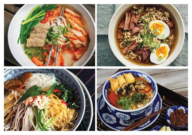 Vietnamese cuisine earns five world records - ảnh 1