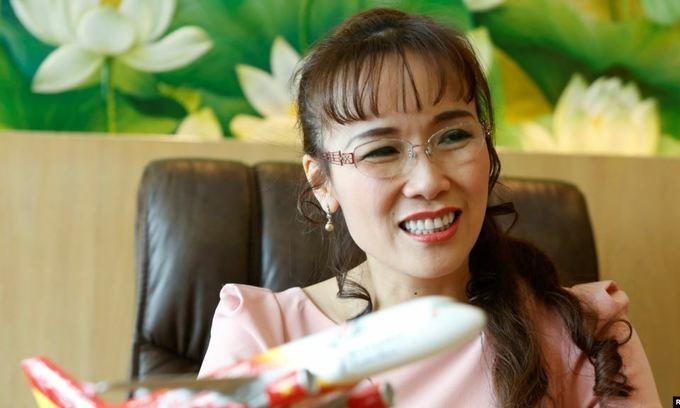 Vietjet CEO an Asian economy transformer: Business Insider - ảnh 1