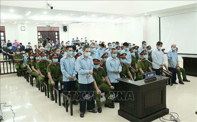 2 death sentences given in Dong Tam case   - ảnh 1