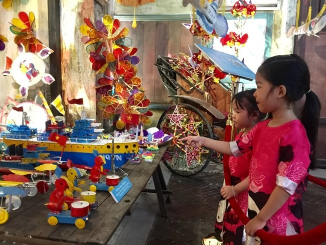 Mid-Autumn Festival to be held at Thang Long Imperial Citadel  - ảnh 1