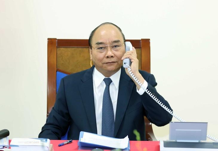 Vietnam, Germany reinforce strategic partnership  - ảnh 1