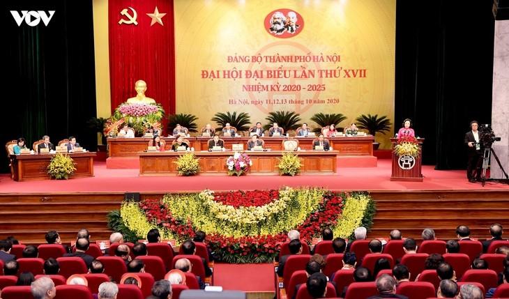 Hanoi provides important development momentum for Vietnam: Party leader - ảnh 2