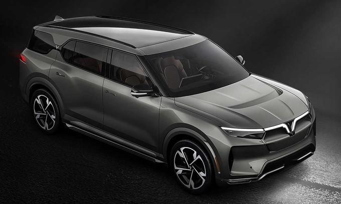 VinFast introduces self-driving car models - ảnh 1