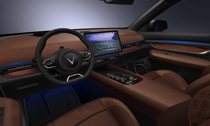 VinFast introduces self-driving car models - ảnh 2