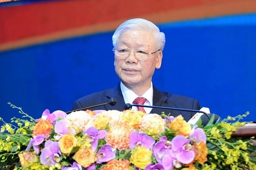 Top leader emphasizes youth's role in national development - ảnh 1