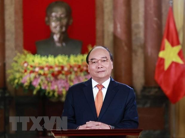 State President addresses 2021 Boao Forum for Asia - ảnh 1