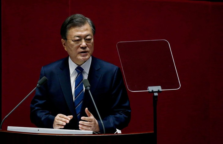 RoK President to visit White House on May 21 - ảnh 1