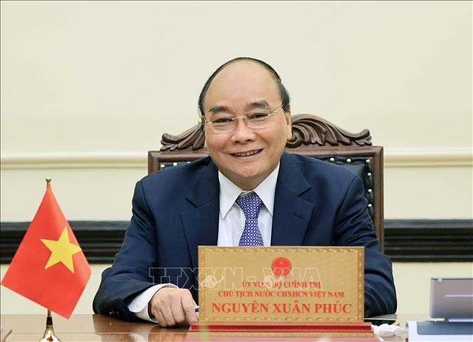 Nguyen Xuan Phuc nominated as State President for 2021-2026 tenure - ảnh 1