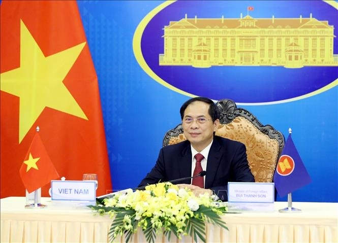 Vietnam proposes allocating 10.5 mln USD from ASEAN COVID-19 response fund to buy vaccines - ảnh 1