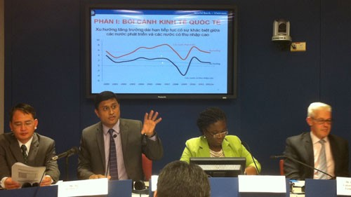 ธนาคารโลกพยากรณ์การขยายตัวของเวียดนามอยู่ที่ร้อยละ5.5ในปี2013 - ảnh 1