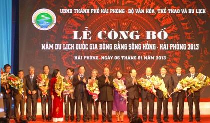 ไฮฟองพร้อมให้แก่ปีการท่องเที่ยว2013 - ảnh 1