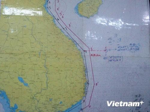 จีนเคลื่อนย้ายแท่นขุดเจาะไหหยาง 981 - ảnh 1