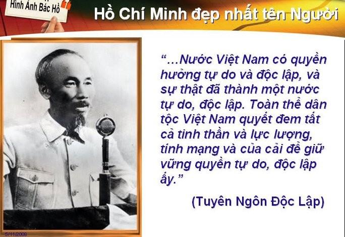 วันที่๒กันยายนปี๑๙๔๕  วันชาติของประเทศเวียดนามที่เอกราช นิมิตหมายแห่งประวัติศาสตร์และอนาคต - ảnh 1