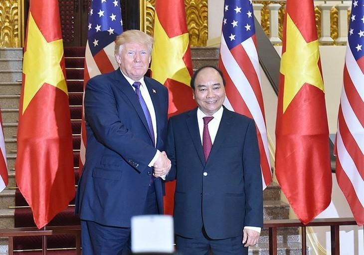 25ปีความสัมพันธ์เวียดนาม-สหรัฐ นิมิตหมายแห่งความร่วมมือ - ảnh 1