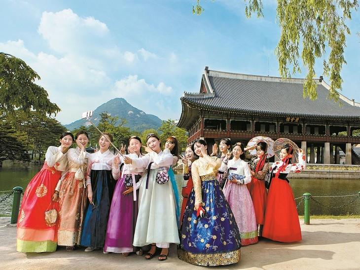 งานวันวัฒนธรรมสาธารณรัฐเกาหลีในฮอยอัน 2021 - ảnh 1