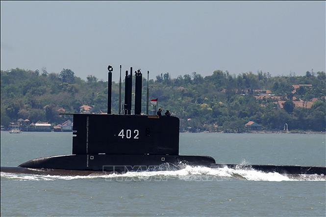 โทรเลขแสดงความเสียใจต่อเหตุเรือดำน้ำอินโดนีเซีย KRI Nanggala-402จมทะเล  - ảnh 1