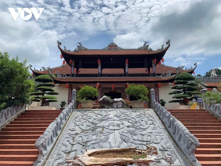 วัด Tan Thanh – หลักหมายทางจิตวิญญาณในชายแดนทางเหนือ - ảnh 2
