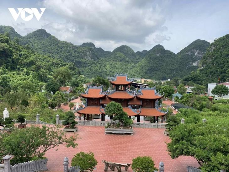 วัด Tan Thanh – หลักหมายทางจิตวิญญาณในชายแดนทางเหนือ - ảnh 1
