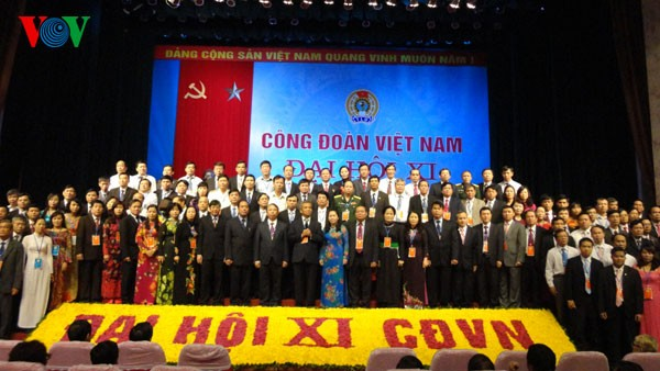 Vietnam Trade Union of the new tenure to boost grassroots activities - ảnh 1