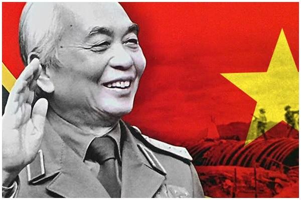 General Vo Nguyen Giap – a talented general - ảnh 1