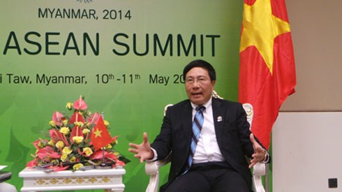 Deputy PM and Foreign Minister: the East Sea is the main focus of the ASEAN Summit  - ảnh 1