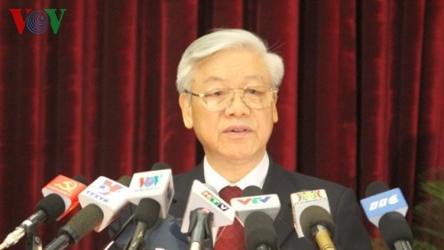 9th Plenum of the Party Central Committee closes - ảnh 1