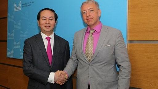 Czech Republic, Vietnam strengthen crime prevention cooperation - ảnh 1
