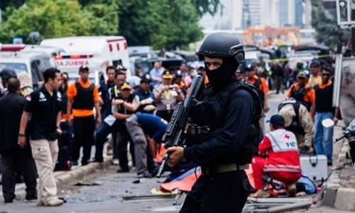 Terrorism expands to Asia - ảnh 1