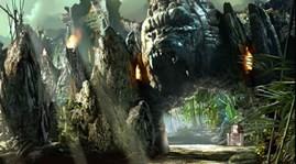 """King Kong' film crew comes to Vietnam - ảnh 1"