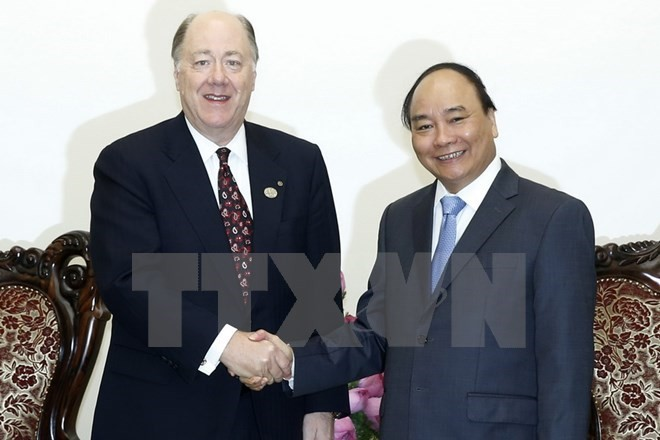 Businesses to be central in Vietnam-US cooperation - ảnh 1