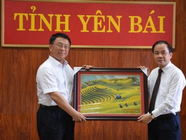 越南和中国分享少数民族地区经济发展经验 - ảnh 1