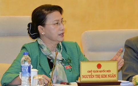 越南第14届国会常委会第6次会议通过国会监督活动决议 - ảnh 1
