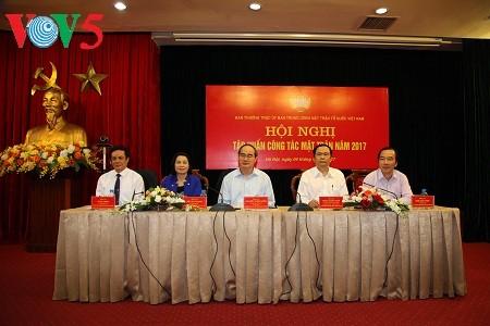 越南各级祖阵参与反腐败  反浪费 - ảnh 1