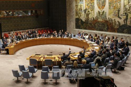联合国安理会谴责朝鲜最新射导 - ảnh 1