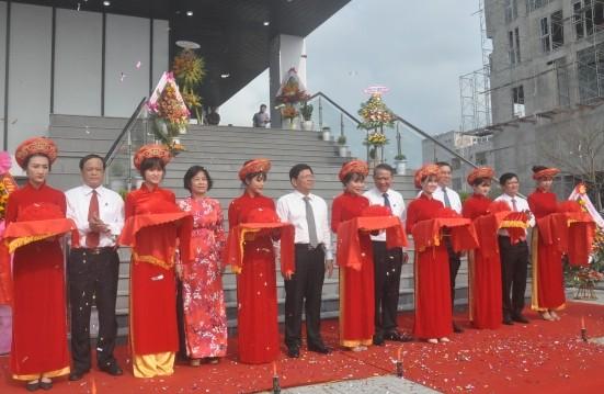 岘港黄沙陈列馆落成并投入使用 - ảnh 1