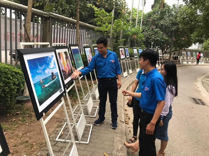 牢牢捍卫越南海洋岛屿主权和可持续发展宣传活动 - ảnh 1