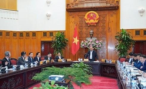 越南政府总理阮春福: 大力推动建设国家革新创新中心 - ảnh 1